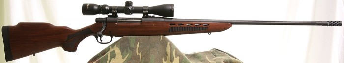 Mossberg 4x4 side view