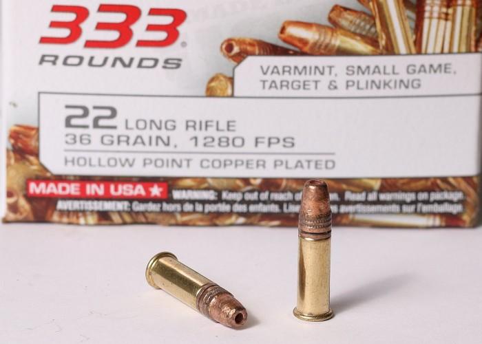 Winchester 333 Bulk Review