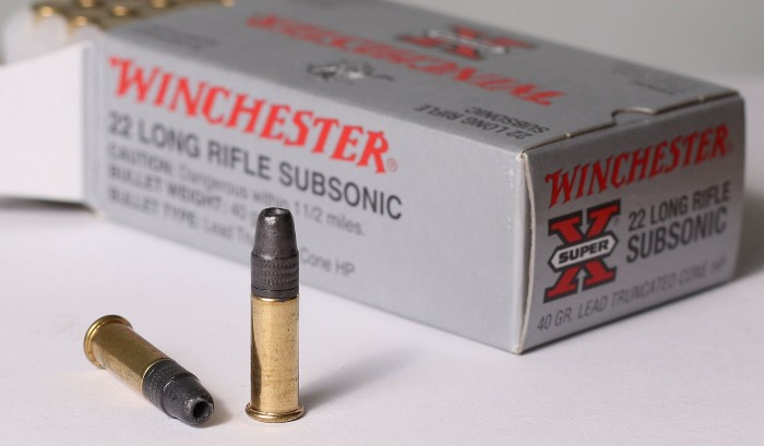 Winchester Subsonic Review