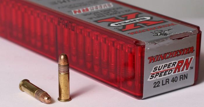 Winchester Super Speed RN Detail