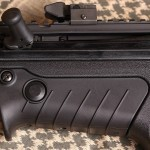 forend and charging handle