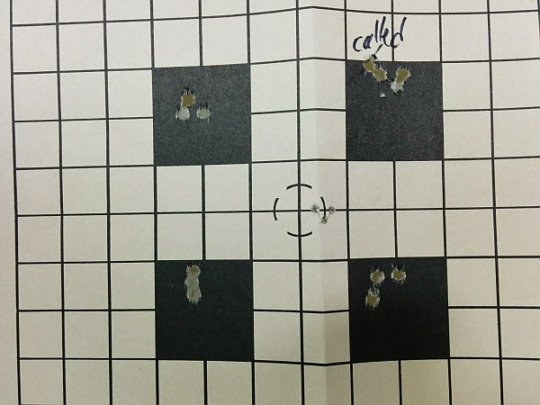 4 groups from Savage 10TR plus middle group from Savage 93R17