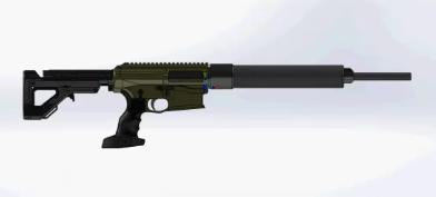 ATRS Modern Hunter Rifle