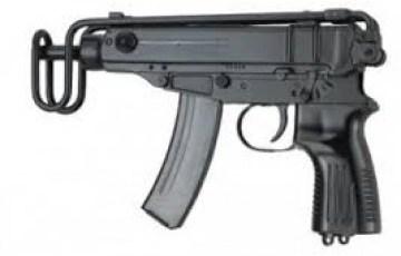 CSA VZ61 Skorpion at Frontier Firearms