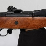 Ruger Mini14 right action