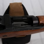 Ruger mini 14 action open