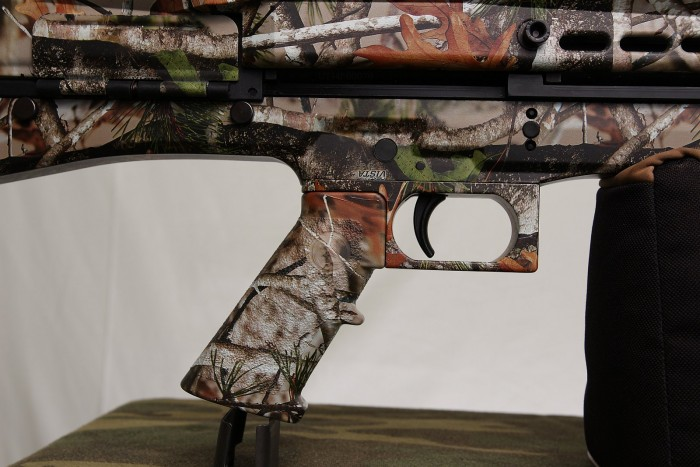UTAS pistol grip and trigger