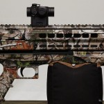 UTS 15 with red dot sight