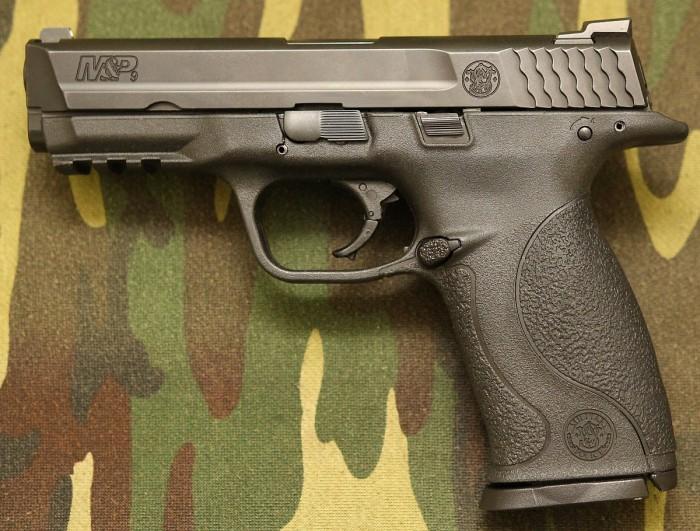 S&W M&P 9mm