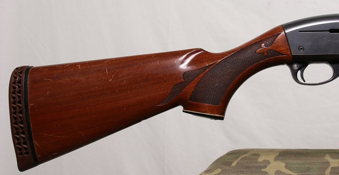 Remington 1100 Buttstock