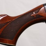 Remington 1100 checkering detail