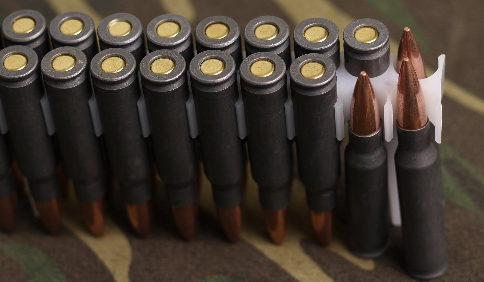 TulAmmo 308 Winchester 150 grn FMJ Review | The Hunting Gear Guy