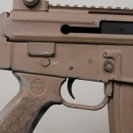 AR180B safety and trigger