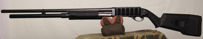 Magpul Stock on Remington 870