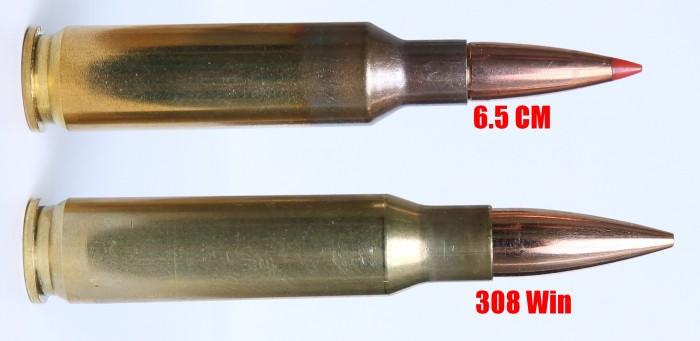 6.5 Creedmoor vs .308 Winchester