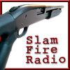 Slam Fire Radio Logo