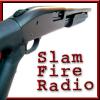 Slam Fire Radio Logo
