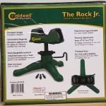 Caldwell the Rock Junior Box back