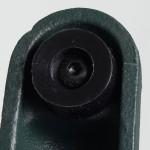 Rubber feet detail