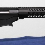 Ruger precision rifle right hand side