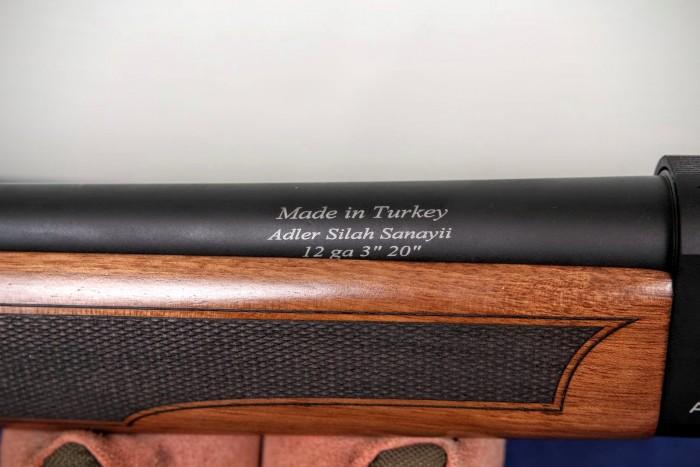 barrel markings