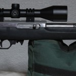 Volquartsen Lightweight 22 WMR in a Hogue Stock