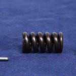 bolt spring detail