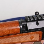 upper handguard pin in