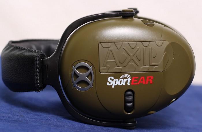 SportEAR M-4 electronic muffs