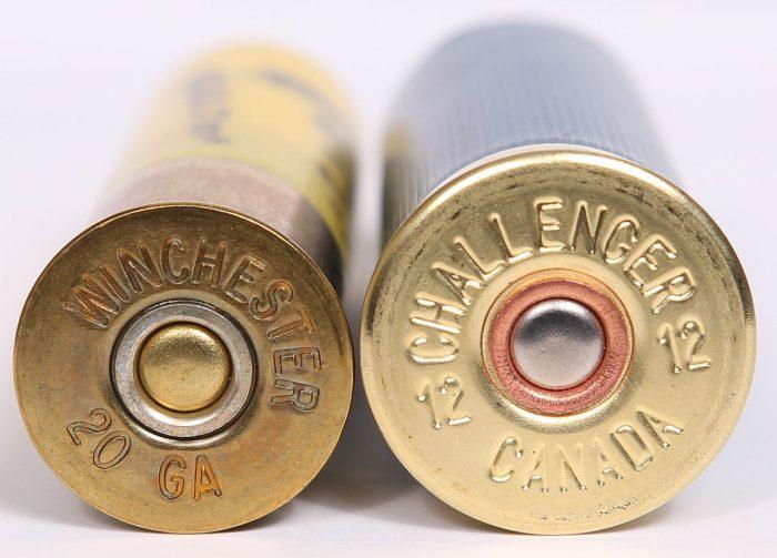 12 gauge vs 20 gauge