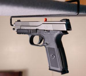Handgun hanger 2