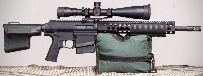 Troy PAR 308 Rifle
