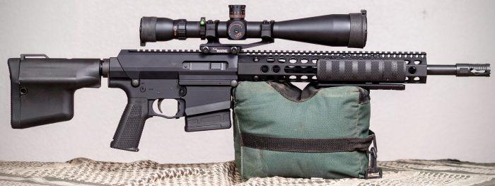 Troy PAR 308 Rifle
