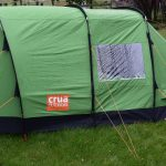 thermal insulated tent