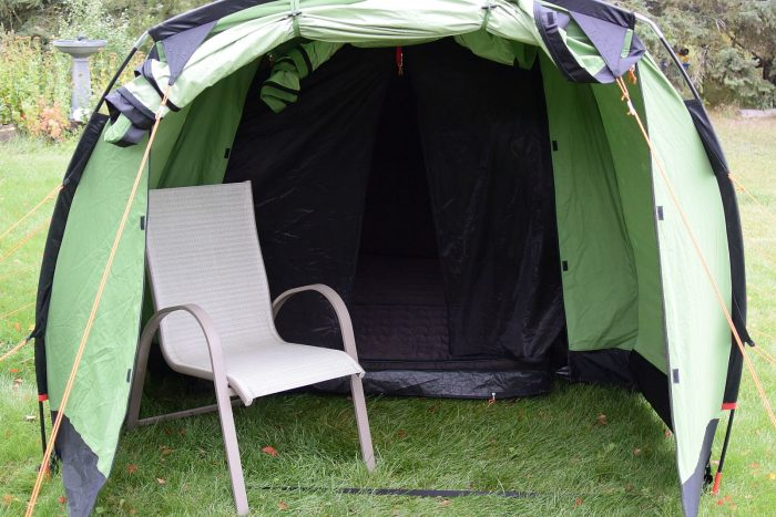 Crua Tri Tent Vestibule