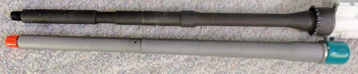 AR15 Barrel Upgrade