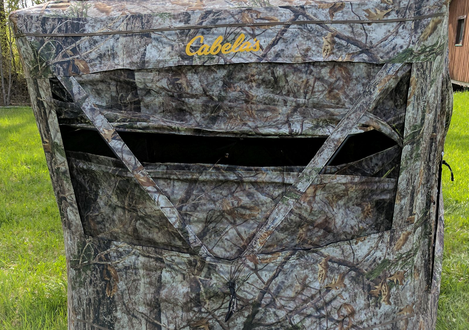 Cabela S The Zonz Specialist Ground Blind Review The