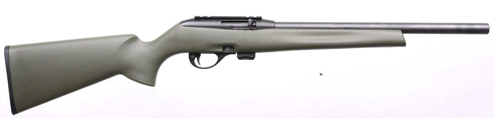 Remington 597 Heavy Barrel