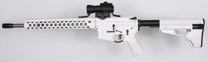 Limited 3 gun AR15