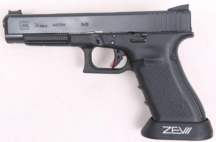 Glock34 for 3 gun