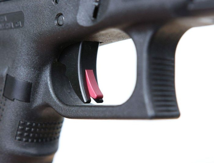 Glock Zev Fulcrum Trigger