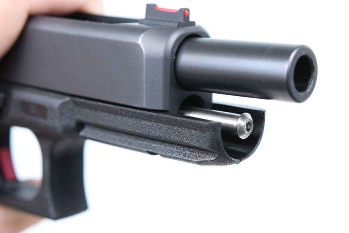 Glock 34 Tungsten Guide Rod