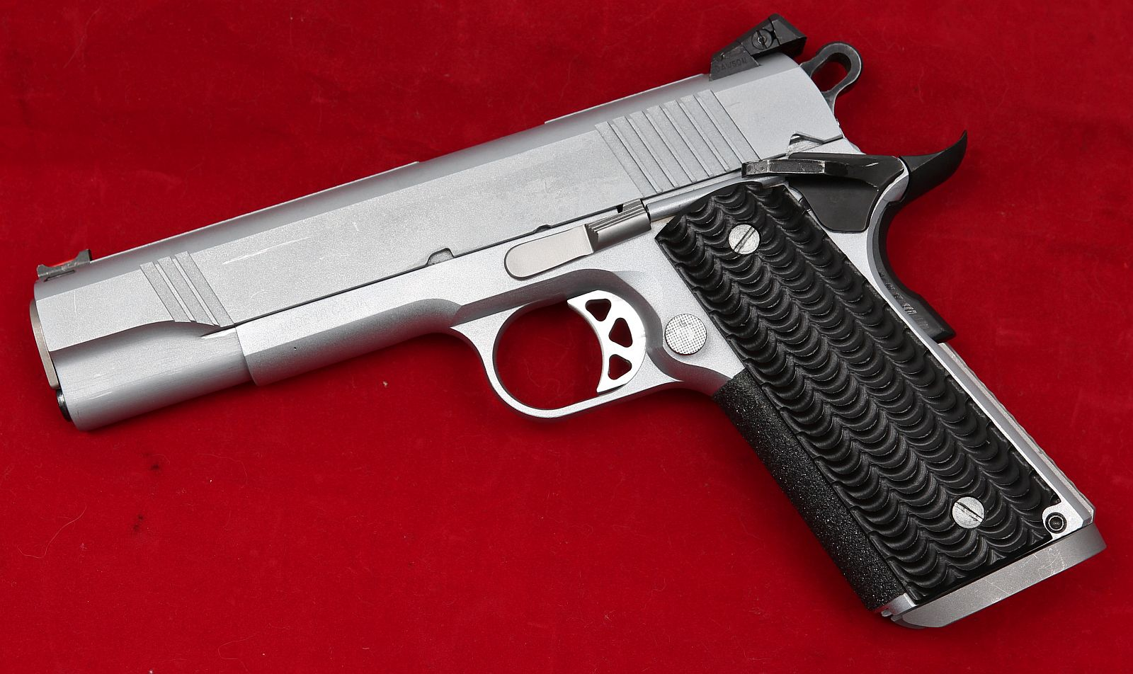 1911 Upgrades for 3 Gun - AKA Polishing a Turd | The Hunting